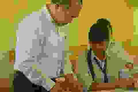 Thứ trưởng Bộ GD-ĐT lý giải việc thi thử có kết quả không cao