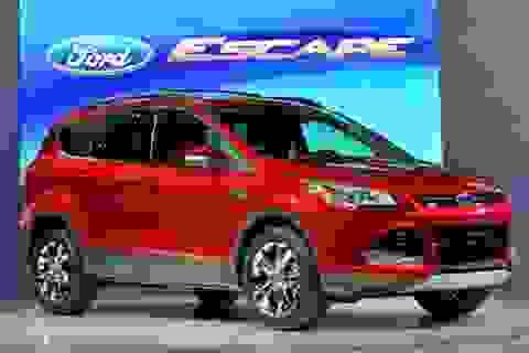 Diện mạo mới của Ford Escape