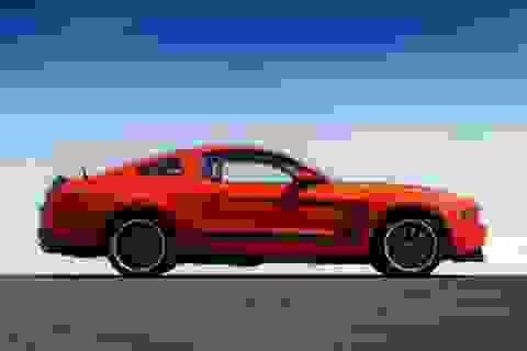Xe Ford Mustang bị triệu hồi vì lỗi hộp số
