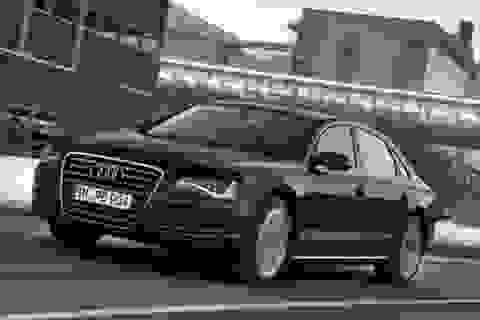 Xe Audi A8 không còn bản động cơ V8 4.2L