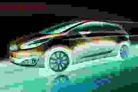 Phác họa xe Kia Carens thế hệ mới