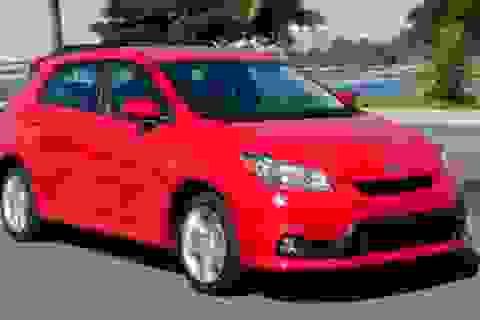 Toyota quán quân triệu hồi xe tại Mỹ