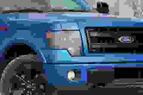 Ford chứng kiến doanh số giảm, thị phần giảm