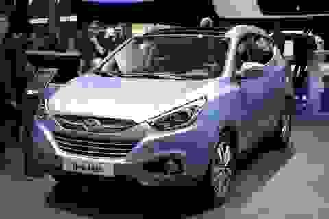 Hyundai ix35/Tucson phiên bản mới trình làng