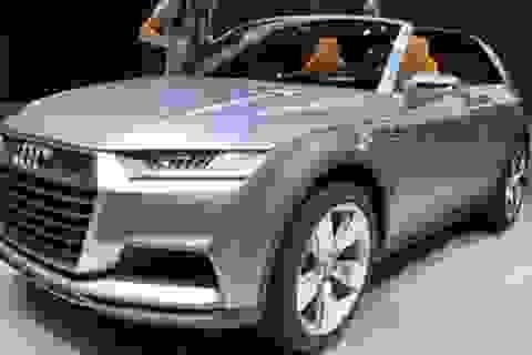 Xe Audi Q7 thế hệ mới sẽ là sự lột xác