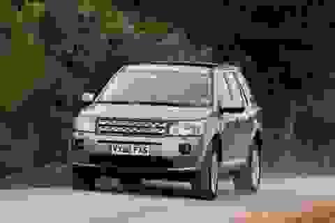 Land Rover xóa sổ dòng xe Freelander?