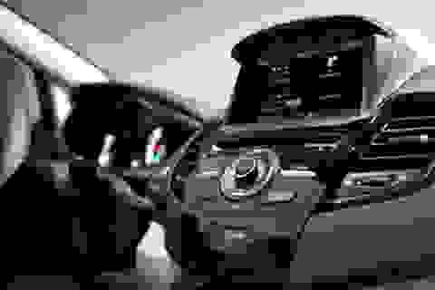 Ford bổ sung nút, phím bấm trên bảng điều khiển