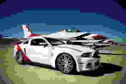 Bộ hình nền xe Ford Mustang GT phiên bản chiến đấu cơ