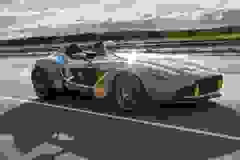 Aston Martin và AMG bắt tay hợp tác
