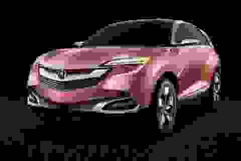 Honda sẽ lắp ráp xe Acura tại Trung Quốc