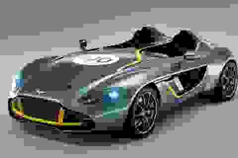 Bộ hình nền xe Aston Martin CC100 Speedster