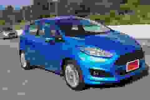 Ford Fiesta 1.0L EcoBoost đến thị trường Malaysia