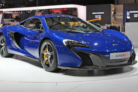 McLaren tạm ngừng sản xuất siêu xe MP4-12C