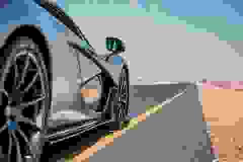 Siêu xe McLaren P1 và những khung hình đẹp