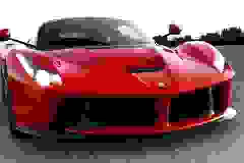 Ferrari tiếp tục ra siêu xe hybrid?
