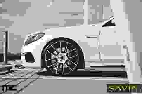 Mercedes S63 AMG nổi bật với bộ vành Savini