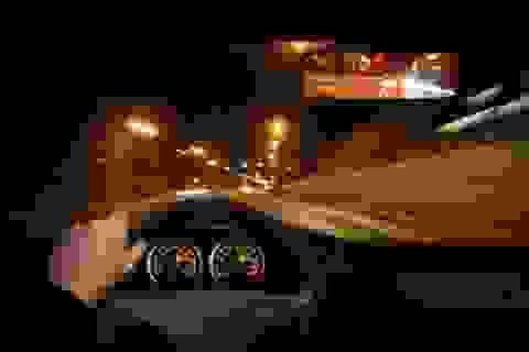 Lái xe trong đêm