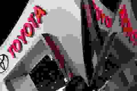 Toyota đồng ý nộp phạt 1,2 tỷ USD