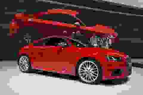 Audi TT và TTS thế hệ mới chính thức ra mắt
