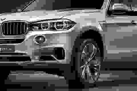 BMW giới thiệu xe Concept X5 eDrive