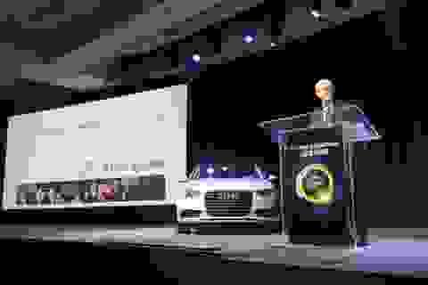 """Audi A3 được vinh danh là """"Xe của năm 2014"""""""