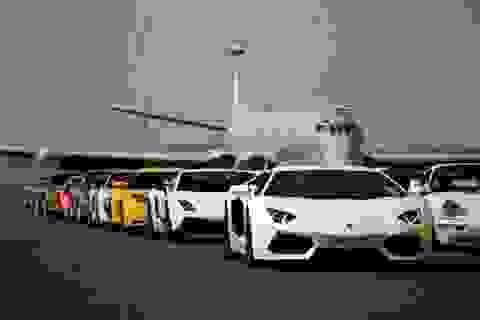 Siêu xe quần hội