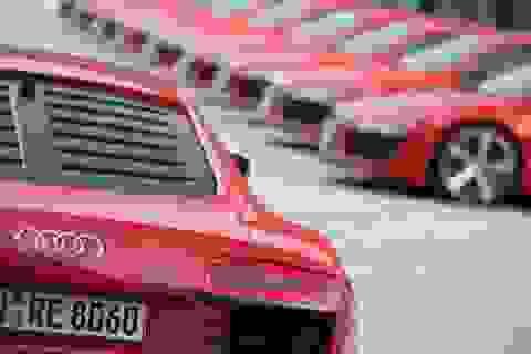 Tất cả xe Audi sẽ có phiên bản hybrid sạc điện