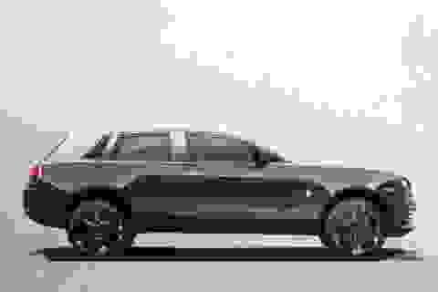 Rolls-Royce sẽ ra xe SUV vào năm 2017