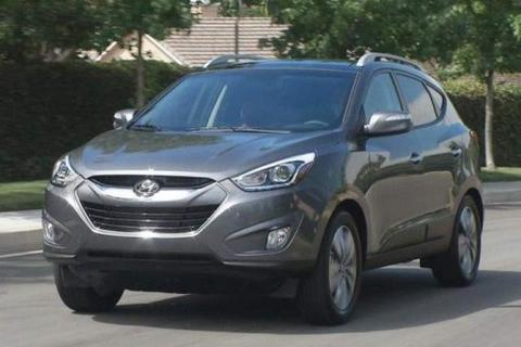 Hyundai triệu hồi hơn 140.000 xe Tucson