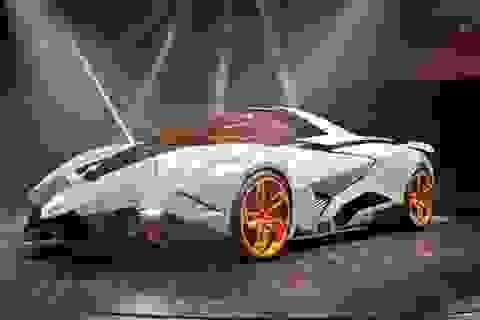 Lamborghini không bán siêu xe Egoista