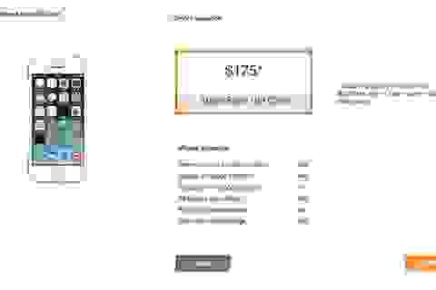 Apple cho đổi điện thoại Android, BlackBerry lấy iPhone