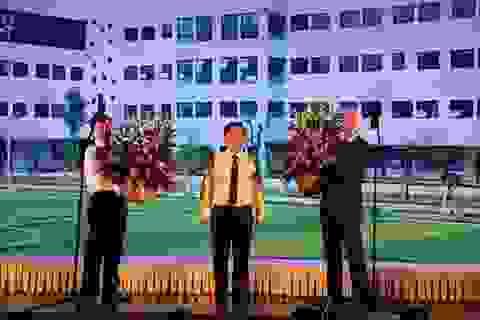 Công bố chương trình học bổng bậc Trung học Quốc tế cho năm học 2015 - 2016