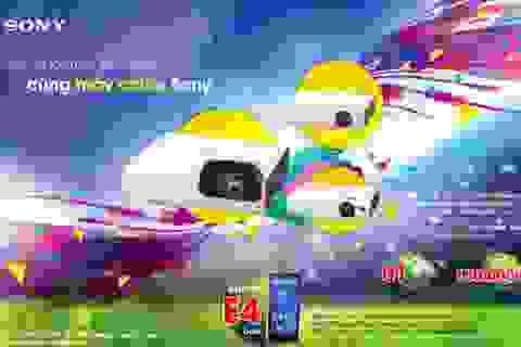 Sony khuyến mãi đón mùa Sea Games