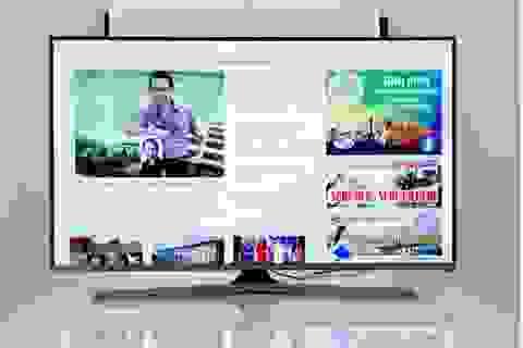 Đánh giá TV LED 43 inch đầu tiên của Samsung