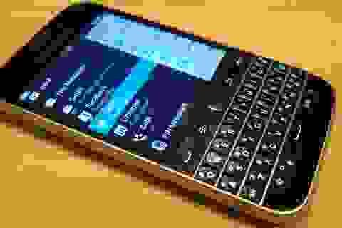 Rộ tin đồn BlackBerry bắt tay Samsung sản xuất smartphone Android
