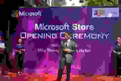 Microsoft thay đổi thương hiệu chuỗi cửa hàng Nokia Store tại Việt Nam