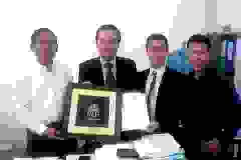 FPT nhận giấy phép cung cấp dịch vụ viễn thông tại Myanmar