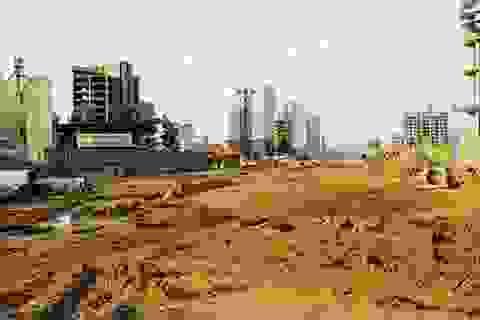 Hà Nội đặt mục tiêu thu 2.000 tỷ đồng từ đấu giá đất năm 2013