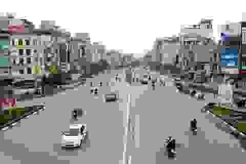 Hoàn thành đường trên cao Vĩnh Tuy - Ngã Tư Vọng năm 2016
