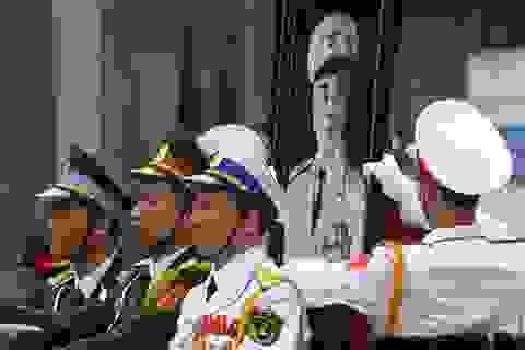 Hà Nội chưa đặt tên đường Đại tướng Võ Nguyên Giáp trong năm 2013