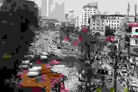 """Thanh tra Chính phủ chưa nhận tố cáo việc """"bẻ cong"""" đường Trường Chinh"""
