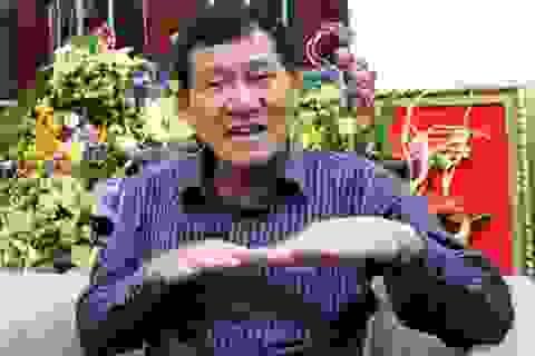 """Trung tướng Phạm Tuân: """"Chúng tôi chiến đấu hi sinh không vì một mảnh đất"""""""