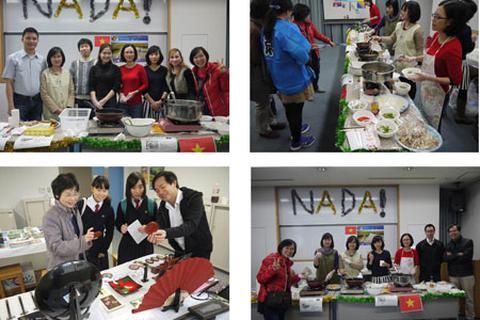 DHS Việt tại Nhật Bản tham gia lễ hội Bunkansai 2014