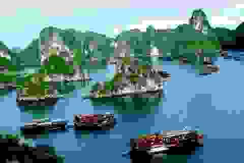 Vịnh Hạ Long là một trong những di sản nổi bật của thế giới