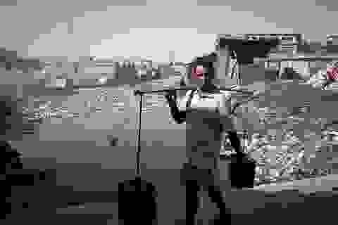 Cuộc sống ở một trong những vùng đất ô nhiễm nhất hành tinh