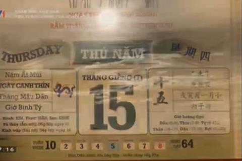 Rằm tháng giêng của người Việt