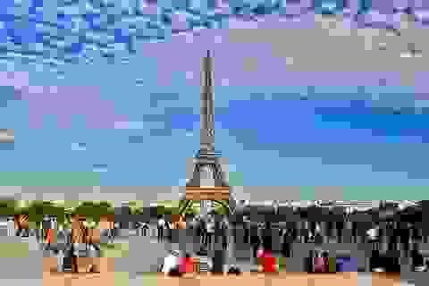 """""""Biểu tượng của nước Pháp"""" tạm thời đóng cửa"""
