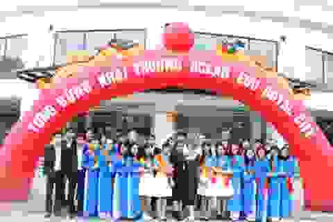 Hệ thống Anh Ngữ Quốc tế Ocean Edu khai trương 2 chi nhánh mới