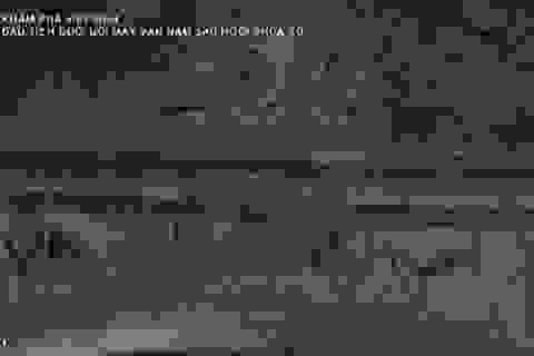 Dấu tích đười ươi mấy vạn năm sau ngôi chùa cổ