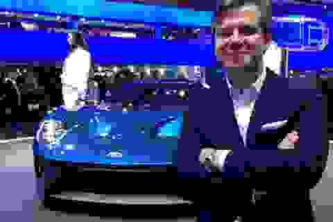 """Mẫu xe hơi """"mê hoặc"""" Detroit với thiết kế của cựu sinh viên Đại học Monash"""